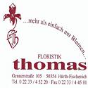 Floristik Thomas